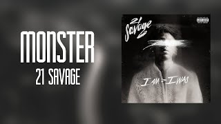 21 Savage-monster[8D AUDIO]