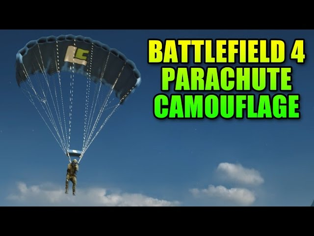 Battlefield 4 Parachute Camos & Guide | BF4 Premium Camouflage