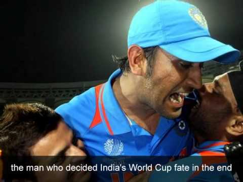 India Win Cricket World Cup 2011 Video Slides video