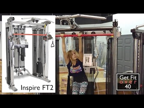Inspire Fitness FT2 Functional Trainer Coming Soon