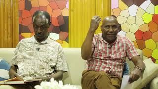 Tibeb Be Fana: Interview with Artist Tsegaye Eshetu and Artist Sileshi Demissie (Gash Abera Molla)