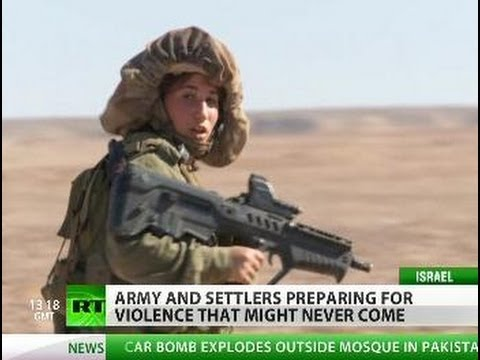 'UN Go Home': Israel planning for worst, calling for war?