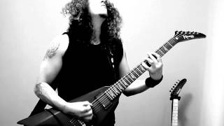 Charlie Parra - Faces of death (Melodic Thrash Metal Guitar 2013)