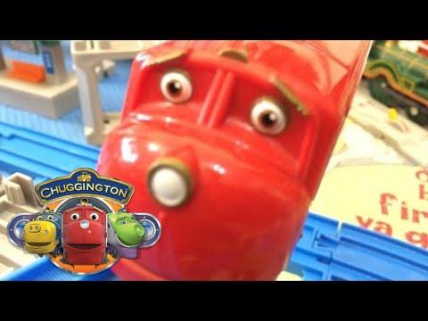 【trenes de juguete】Trenes Chuggington Wilson - Trenes de Juguete en Juguetes  (00386 es)