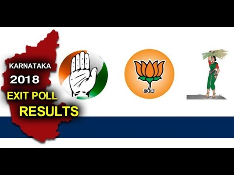 Karnataka Exit Polls Divided Over BJP, Congress, JDS Seen Kingmaker | V6 News