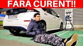 RAMAS FARA CURENT la MASINA ELECTRICA!!