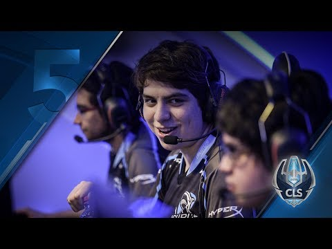 Jugadas Destacadas - CLS Clausura - Semana 3 | Top-5 | League of Legends | Esports