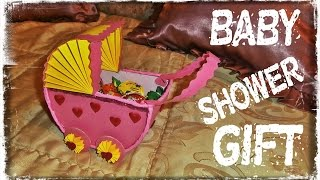 DIY / BABY SHOWER GIFT /BABY SHOWER IDEAS