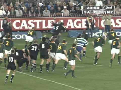 Rugby Tri Nations 2000 (R5) - South Africa vs. New Zealand
