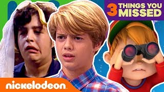 Do You Believe in Aliens? Ft. Henry Danger, Drake & Josh, & ALVINNN!!! | #3ThingsYouMissed