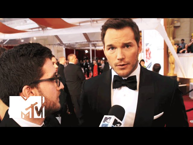 Chris Pratt Is 'Not Intimidated' By Playing Indiana Jones | MTV