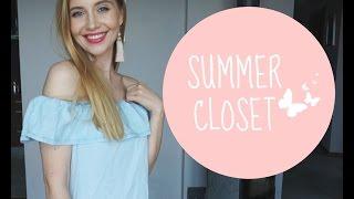 ПОКУПКИ ☼  Мой летний гардероб. Что я буду носить этим летом? ♡ [OSIA]