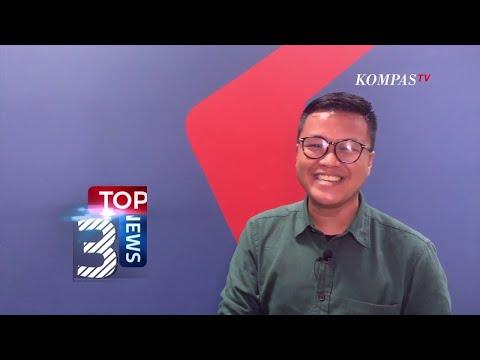 [Top 3 News] Garuda Indonesia Didenda I Permintaan KPK pada Jokowi I Indonesia Raih 64 Emas