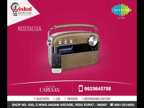 Saregama Carvaan Digital Audio Player