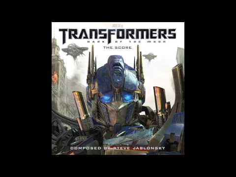 Transformers dark of the moon score