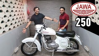 #Jawa#Yezdi Living With it Ep. No. 17 | Jawa 250 !! | A True Classic !!