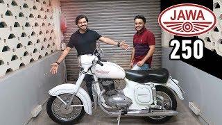 #Jawa#Yezdi Living With it Ep. No. 17 | Jawa 250 !! | A True Classic !!