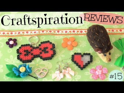 CRAFT Reviews #15 - Handmade Inspiration