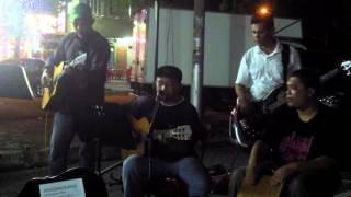 Sendiri - May Cover by Asiw Buskers