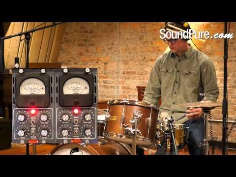 Download Lagu Retro Doublewide Tube Compressor - Part 2: Drums MP3 Free