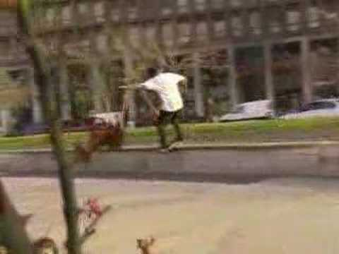 willow skateboarding on hello 21 the new part Video