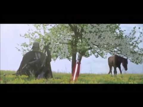 Darth Vader Channels Coassacks: Darth Vader releases new commercials ahead of parliamentary election