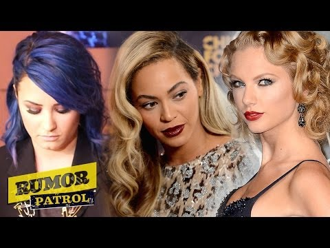 Demi Lovato Pregnant?  Taylor Swift Banned Beyonce