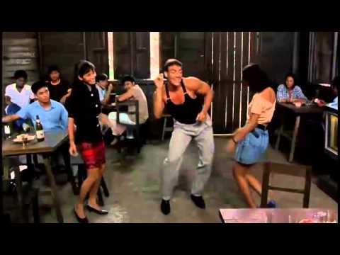Cumbia Actual - jeanclaude van damme bailando cumbia villera
