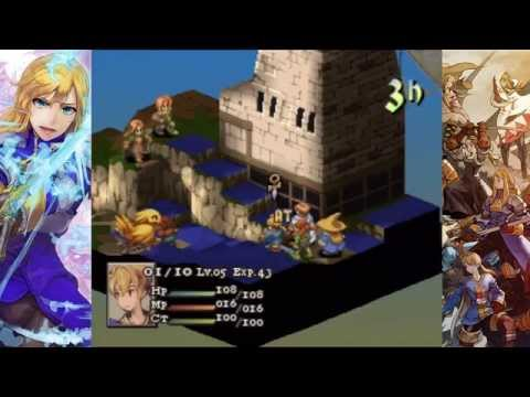 Final Fantasy Tactics [Part 7] - Windmill Shed, Wiegraf of the Death Corps