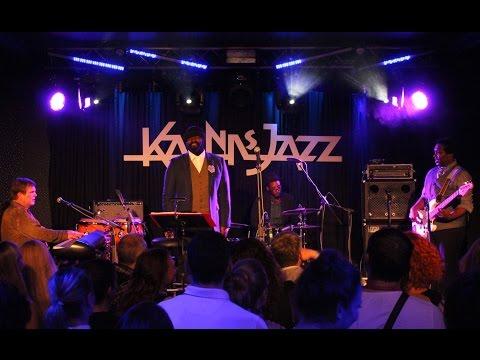 Kaunas Jazz festivalio atomazga Kaune: į naktinio klubo sceną žengė ir Gregory Porter