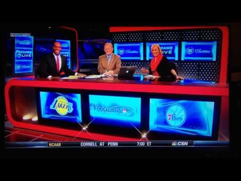 Hope Partnership for Education mention on Comcast Sportsnet - 03/20/2014