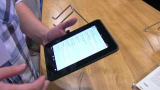 Amazon Kindle Fire HD 7 Hands On