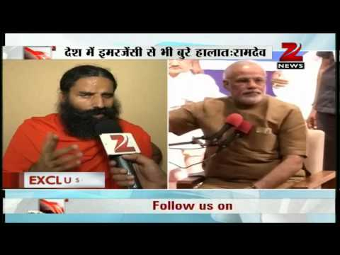 No Narendra Modi, no support: Baba Ramdev to BJP