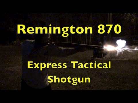 Remington 870 Express Tactical Shotgun 12ga