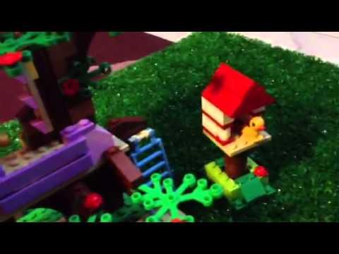 Recensione lego friends della casa sull 39 albero di olivia for Planimetrie della casa sull albero