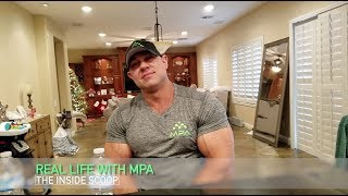THE BEST DIETS TO LEAN OUT, MATT PORTER TELLS-REAL LIFE WITH MPA EP 5