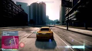 Need for Speed  Most Wanted   Геймплей E3 2012 HD