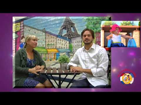 Leslie and Robert give a testimonial for The French American School of Arizona