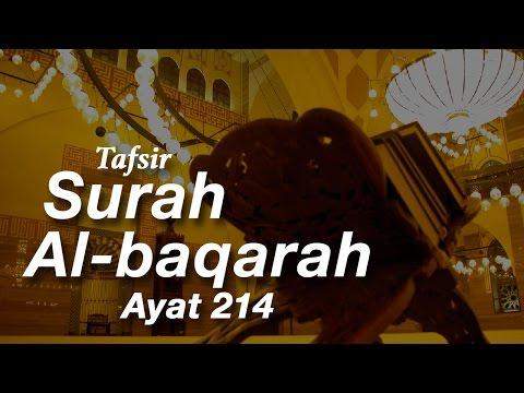 Tafsir Surah Al-Baqarah Ayat 214 - Ustadz Ahmad Zainuddin Al-Banjary
