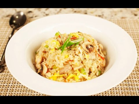 Shirataki Fried Rice Recipe: Can it Achieve its Full Flavors with Only Half of the Calories?