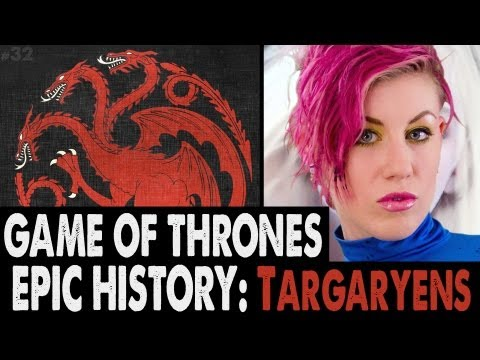 EPIC HISTORY: The Targaryens. Game of Thrones