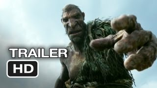 Jack the Giant Killer - Jack the Giant Slayer TRAILER (2013) - Nicholas Hoult, Ewan McGregor Movie HD