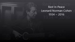 Download Leonard Cohen ~ Everybody Knows (Lyrics) 3Gp Mp4