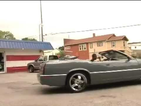 2002 Cadillac Eldorado Convertible