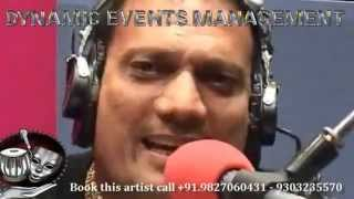 Playback Singer Labh Juneja London Thumakda Singer Live Performance