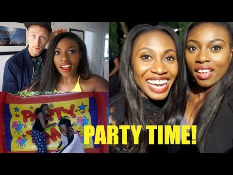 Turn Up! Big Kids House Party, Happy Birthday Maureen Xxxx video