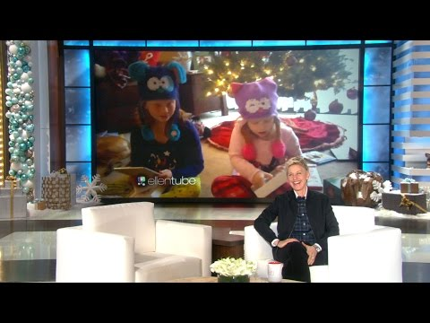 Ellen Found Some Hilarious Videos on the Web