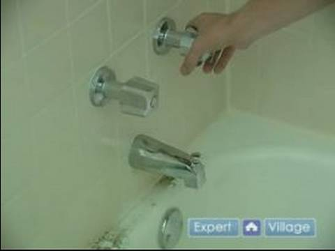 Leaky Delta Bathtub Faucet - Plumbing - DIY Home Improvement