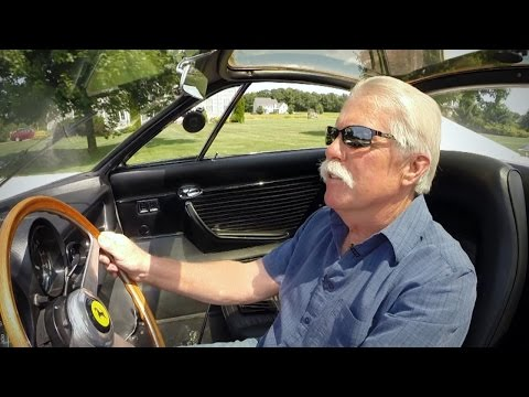 One Final Ferrari Test Drive Chasing Classic Cars Com