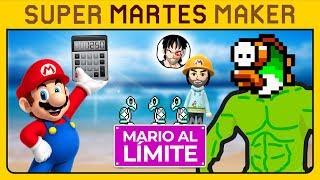 ¡¡NUEVO RECORD!! El nivel de ZetaSSJ, Calculadora Maker y Técnicas AL LÍMITE | Super Martes Maker #6